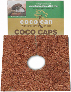 "Cococan Caps 6"", 10-pack"