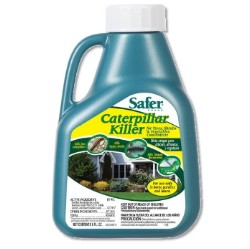 Safer Caterpillar Killer With B.T. 8 Ounce Concentrate
