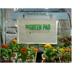 "CO2 Green Pad - 12"" x 18"" Pad - 5 Pack"