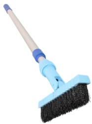 Telescopic Groove Brush for Flood Tables