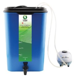 Flo-N-Brew Compost Tea Brewer System