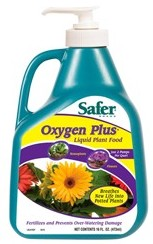 Oxygen Plus Liquid Plant Food 32oz Concentrate