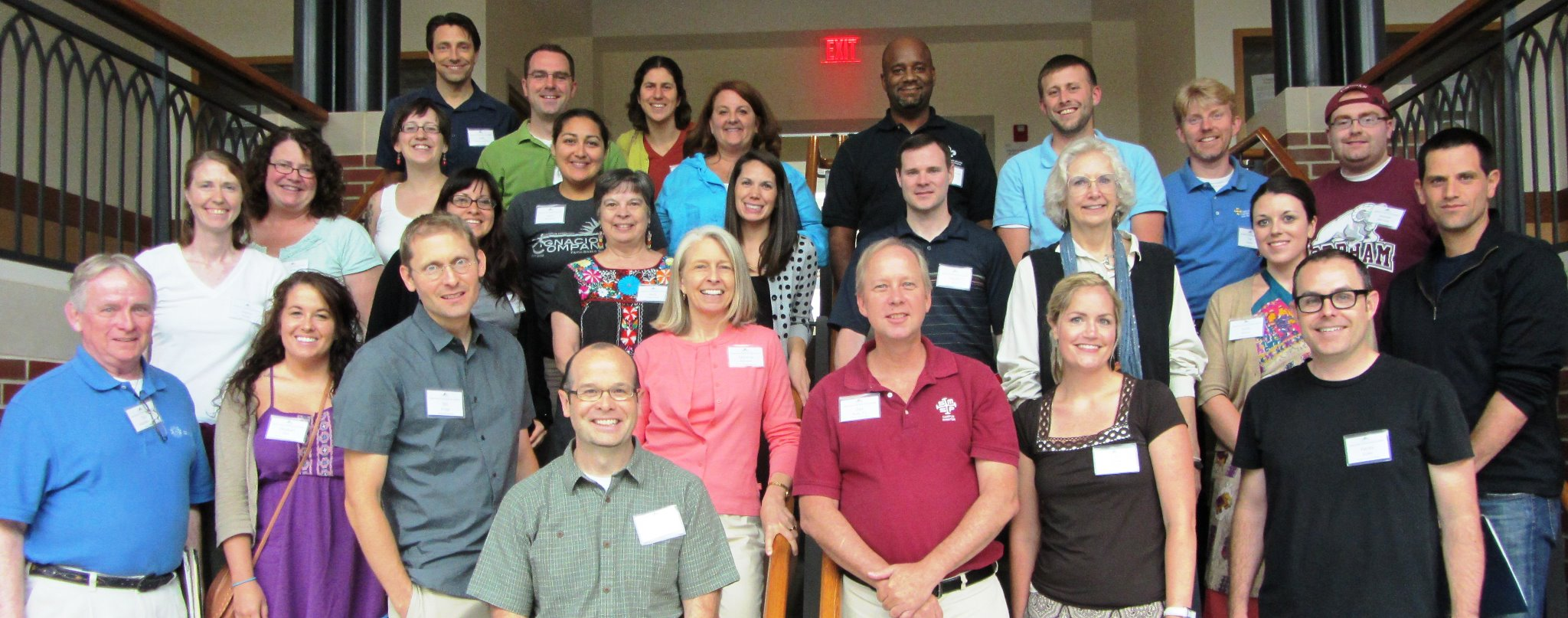 2012 Ignatian Immersion Experience Coordinator Summit Participants
