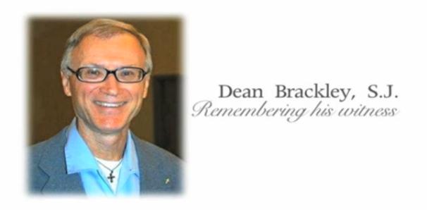 Dean Brackley, S.J.