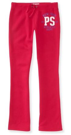 Kids' PS Athletic Fleece Pants