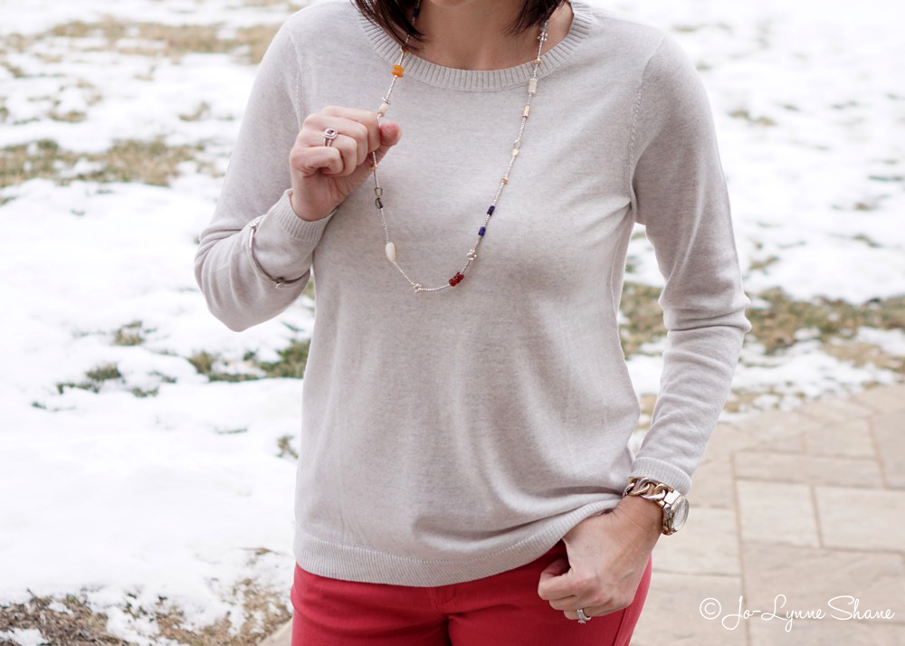 Fashion Over 40: Outfit ideas for Valentine's Day Dinner At Home featuring J.Jill