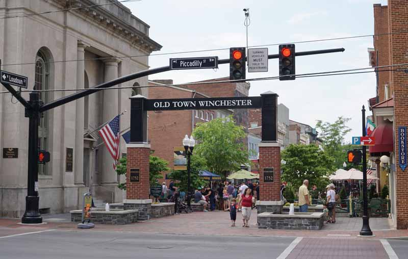 Exploring the Shenandoah Valley: Old Town Winchester