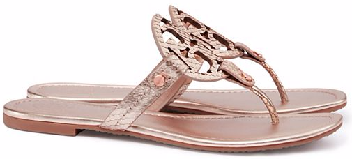 Miller Sandals (not included on Tory Burch Spring Sale)