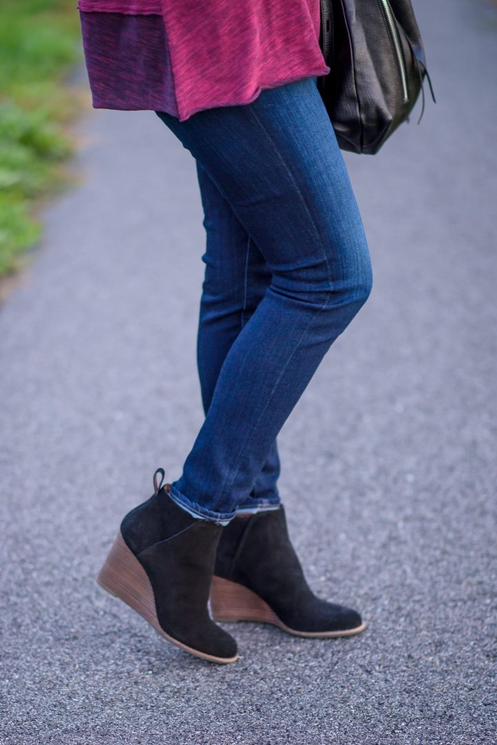 Lucky Yezzah Ankle Boots