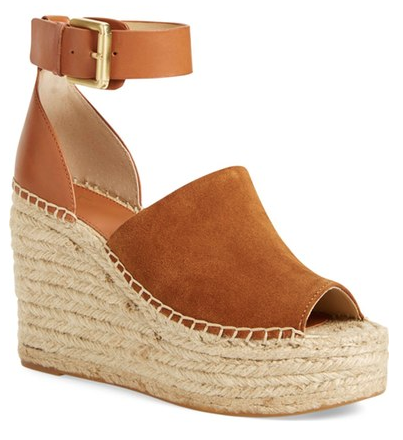 Spring Wardrobe Essentials: Wedge Sandals