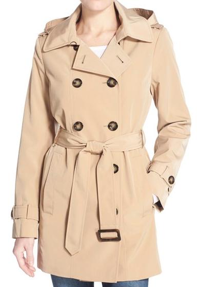 Spring Wardrobe Essentials: Trench Coat