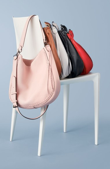 new Rebecca Minkoff Unlined Convertible Whipstitch Hobo