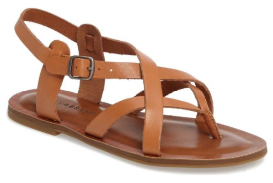 Lucky Brand Adinis Sandals