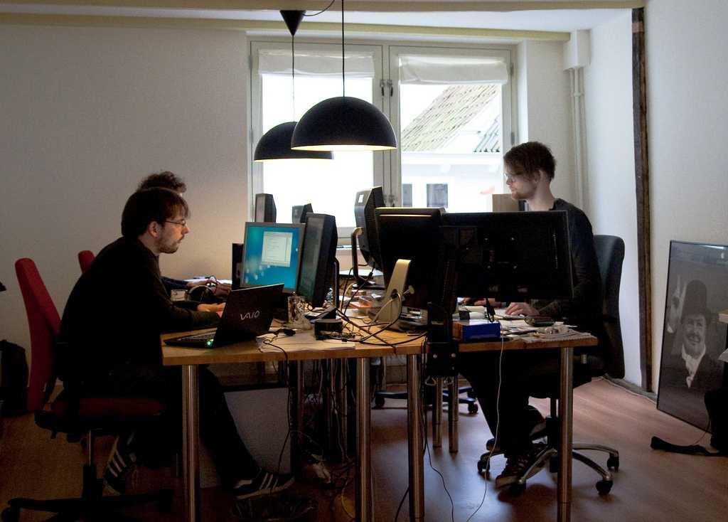 startup office 2