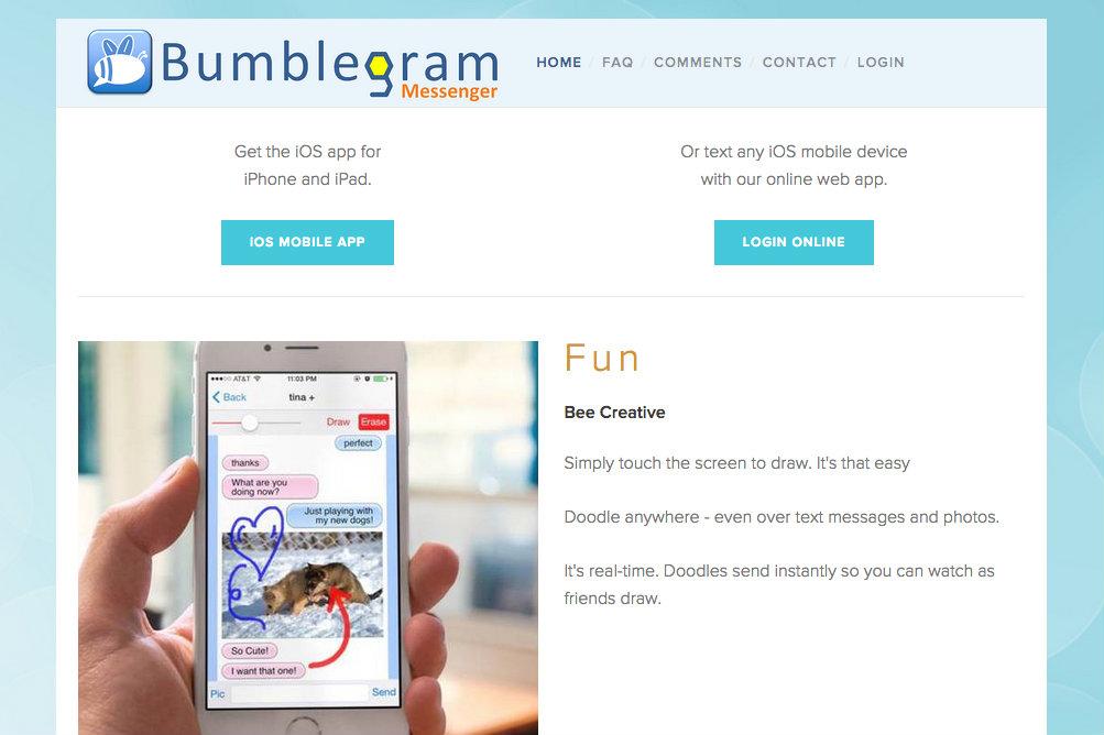 bumblegram