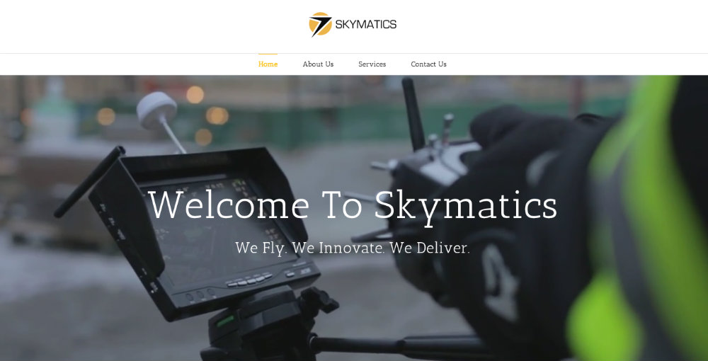 skymatics landing