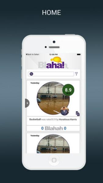 blahah mobile