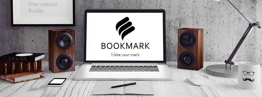 bookmark landing