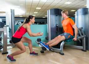 Find The Perfect Sweaty Partner (Personal Trainer) Via Pummel