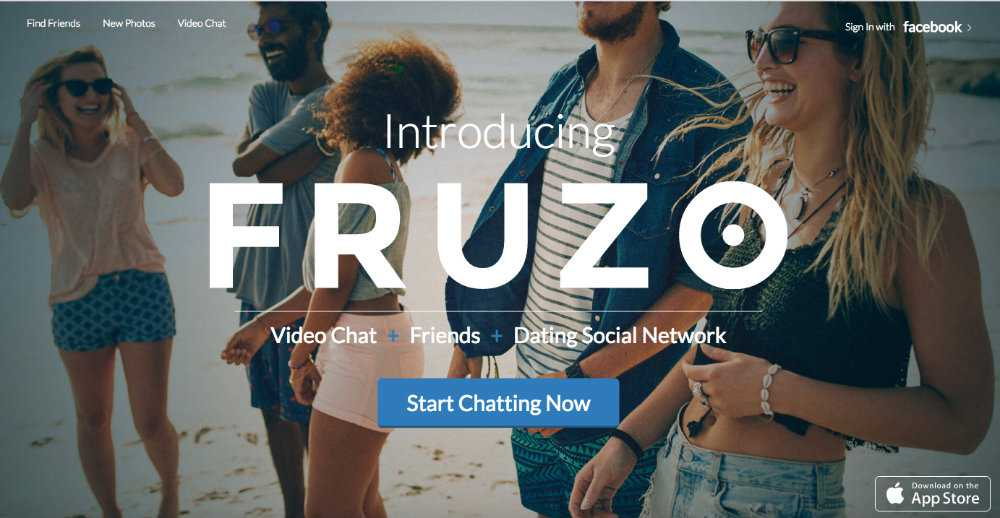 fruzo-landing