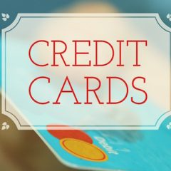 Credit Cards for Dummies