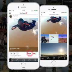 JustSeen Turns Images Into Visual Stories