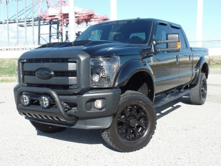 FORD F-250 BLACK OPS BY TUSCANY !WOW! MAJESTUOSA P-UP!!