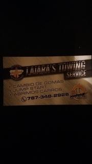 Lajara's Towing  services