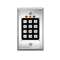 Controles de acceso, intercoms, camaras.