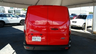 Ford Transit Connect XL Rojo 2015