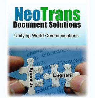 NeoTrans Translations - Traducciones Certificadas Inglés - Español y Mucho Más - www.neotranspr.com