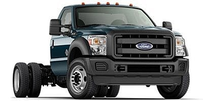 Ford Super Duty F-550 Drw  2013