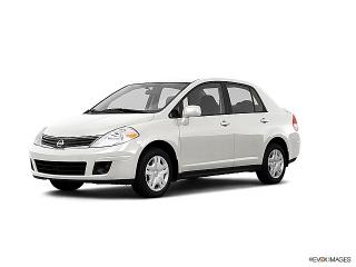 Nissan Versa 1.6 Blanco 2011