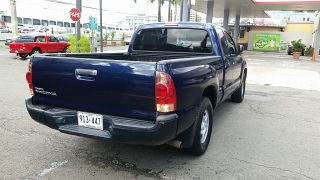 Toyota Tacoma Extended Cab Pickup Azul 2013