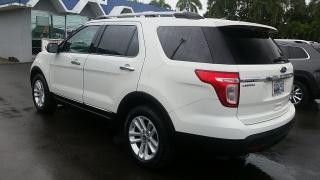 Ford Explorer Base Blanco 2011