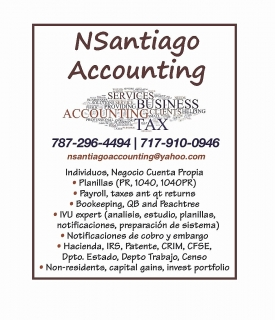 NSantiago Accounting Services