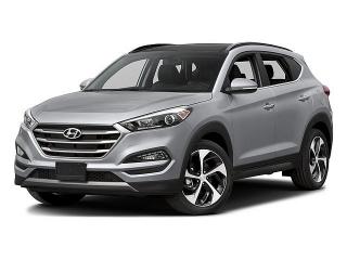 Hyundai Tucson Sport Plateado 2017
