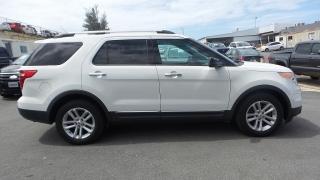 Ford Explorer Base Blanco 2012