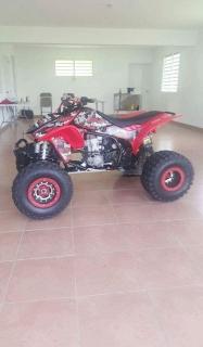 TRX 450 año 2008