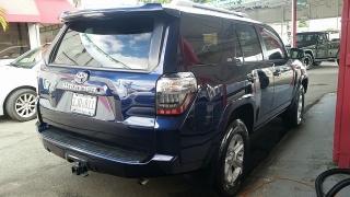 Toyota 4Runner SR5 Premium Azul 2014