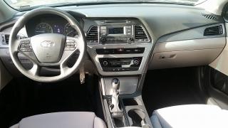 Hyundai Sonata 2.4L SE Plateado 2015