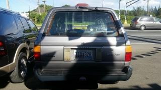 Toyota 4runner Sr5 Gris Oscuro 1995