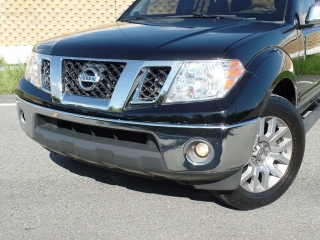 NISSAN FRONTIER SV 2011 !WOW! MAJESTUOSA P-UP!!