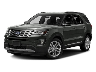 Ford Explorer XLT Marron 2017