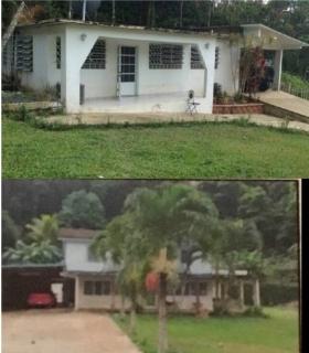 Vendo 2 Casas y un Terreno Todo por solo $190,000