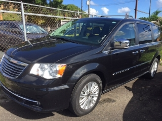 2014 CHRYSLER TOWN COUNTRY 2014