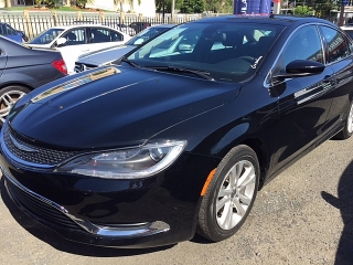 2015 CHRYSLER 200 2015