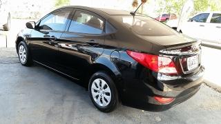 Hyundai Accent GL Negro 2016