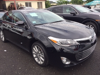 2015 TOYOTA AVALON TOURING 2015