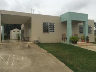 Alquiler de casa en Coamo, Urb. Reparto del parque, barrio San Luis